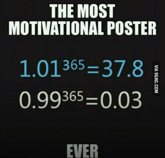 Motivational post ever - 9GAG