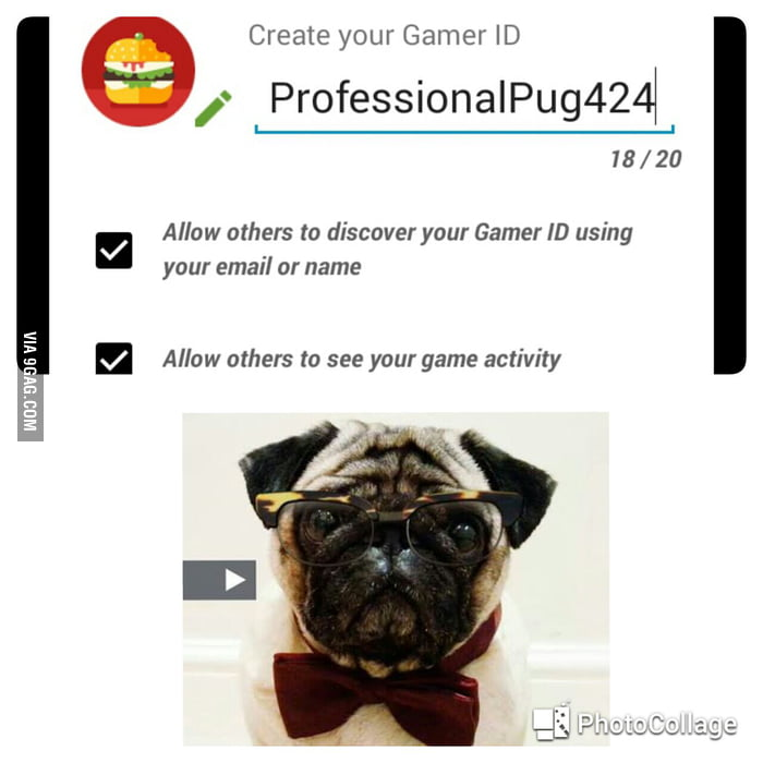Automatic Name Generator : Google Play - 9GAG