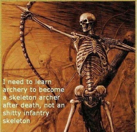 Best 30 Skeleton Fun On 9gag