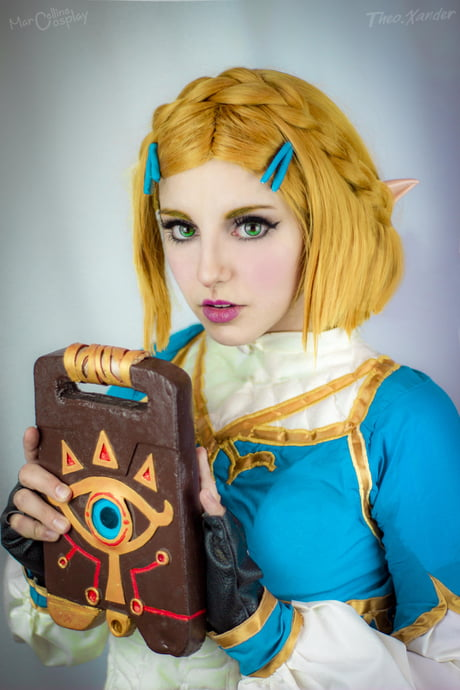 New Princess Zelda From Breath Of The Wild Sequel By