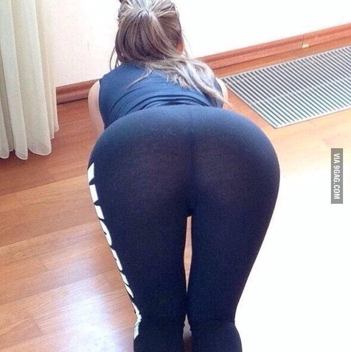 Sister with big ass