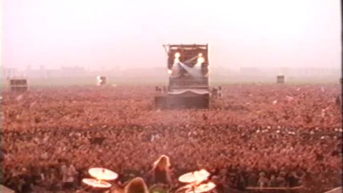 Attendance metallica moscow 1991 Metallica Perform