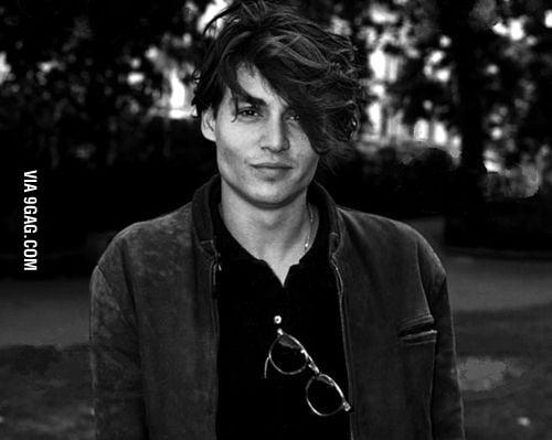 Johnny Depp When He Was 17