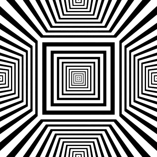 Look at the center for 30 secs. and ya'll see sum black magic!