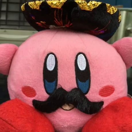 Everyone needs Mexican Kirby in their lives