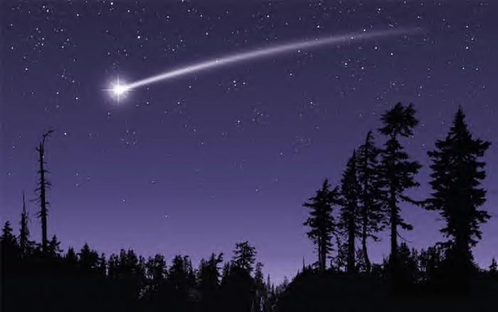 Open Your Eyes And Really See Stars >> Shooting Stars Tonight Open Your Eyes To See The Geminids 9gag