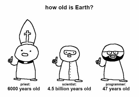 How old is Earth?
