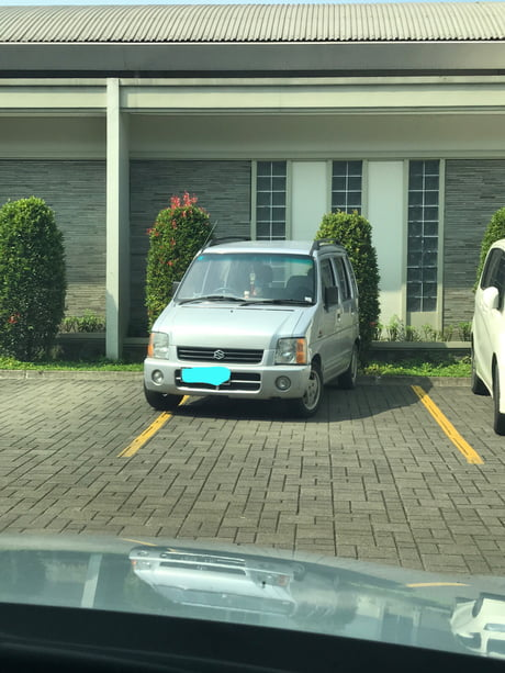 Best parking award goes to..