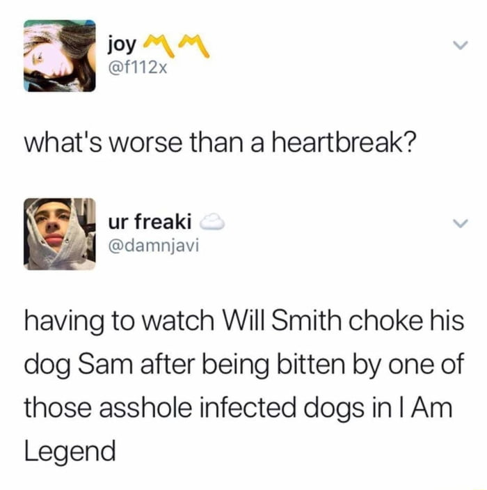 Hate when the dog dies - 9GAG