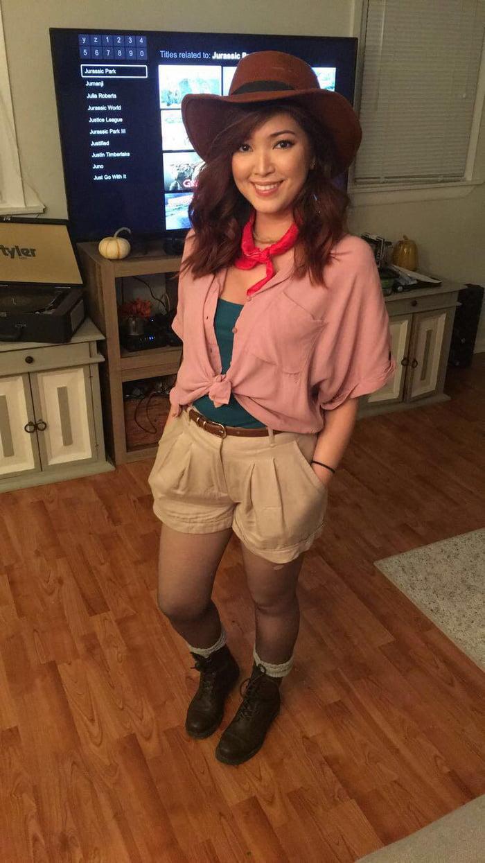 Ellie sattler costume