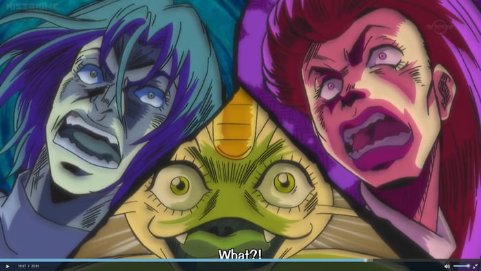 Team Recommendation: That Time Team Rocket Made A Jojo Reference