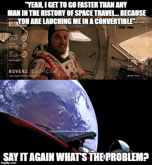 The Martian Did It First 9gag