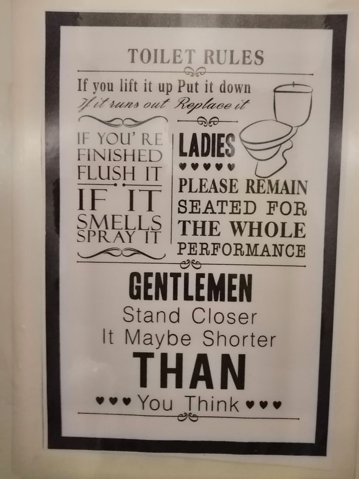 Local toilet rules in finland - 9GAG