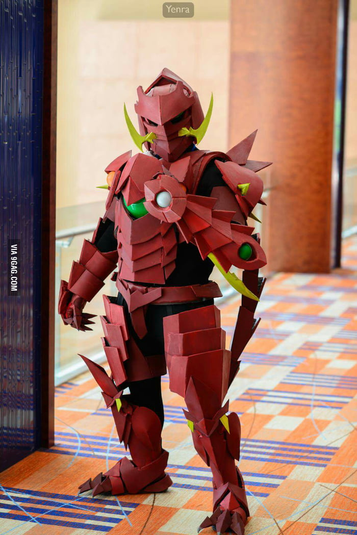 Thought You Guys Might Want To See My Red Dragon Emperor Armor From Highschool Dxd 9gag Pin by sam on armor | fantasy armor, dragon armor. red dragon emperor armor