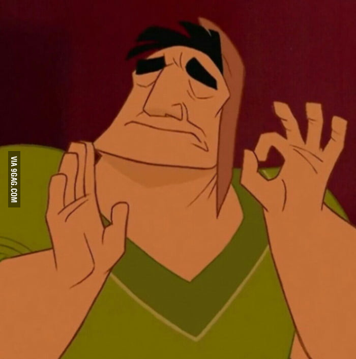 When You Become New 9gag Trending Meme Just Right 9gag