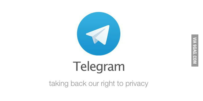 With Telegram U R Able To Send Gifs