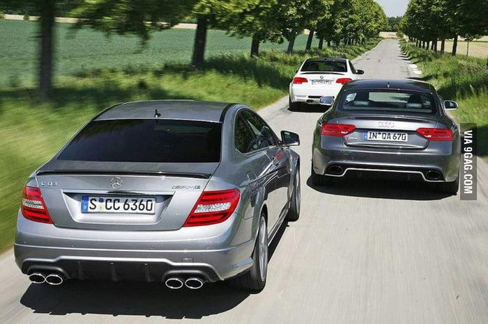 Mercedes Audi Or Bmw 9gag