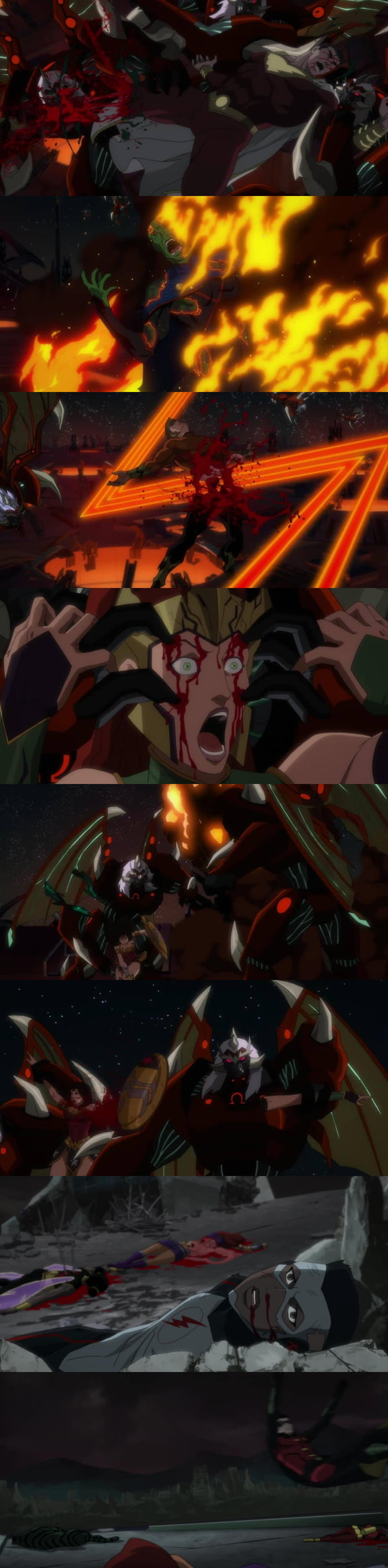 Justice League Dark Apokolips War Is What Should Have Been The Live Action Movie That Wb Created 9gag