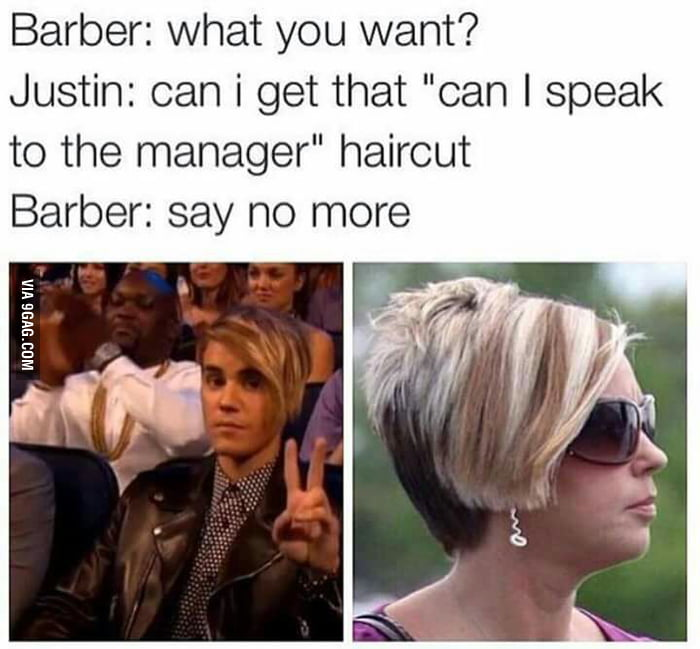 how to say speak to my manager