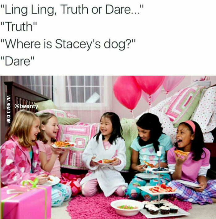 Ling Ling, Truth Or Dare?