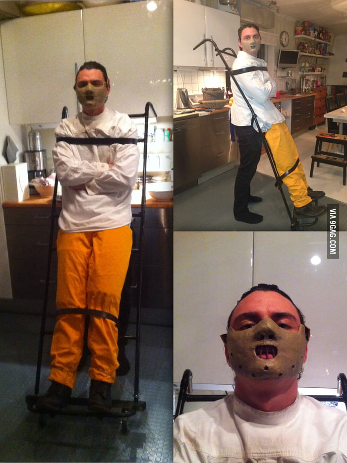 Hannibal Lecter Halloween Costume