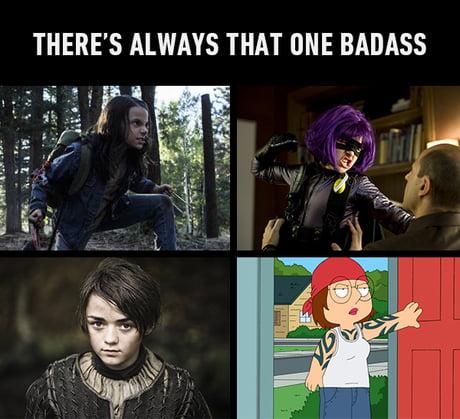 Shut up Meg!
