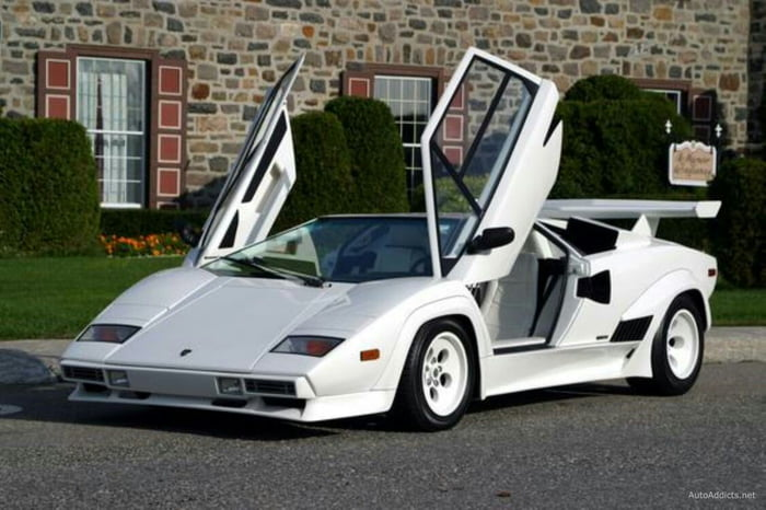 Since You Like My F40 Here Is Another One Lamborghini Diablo