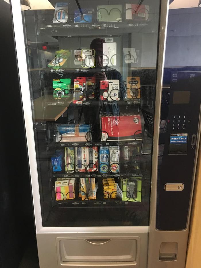vending machine debate essay