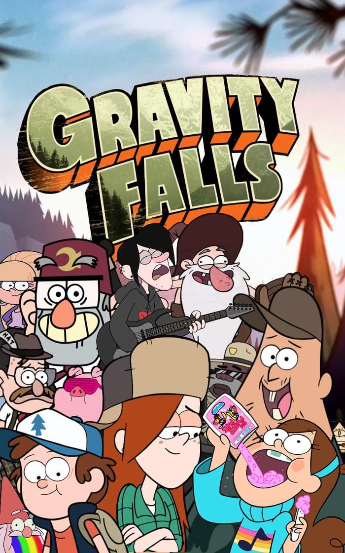 Gravity Falls Mobile Wallpaper 4 U What Do U Think 9gag