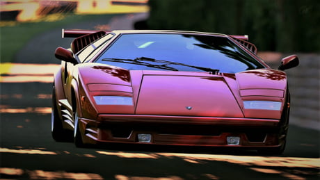 Uploading Everyday Until We Get A Car Section Lamborghini Countach