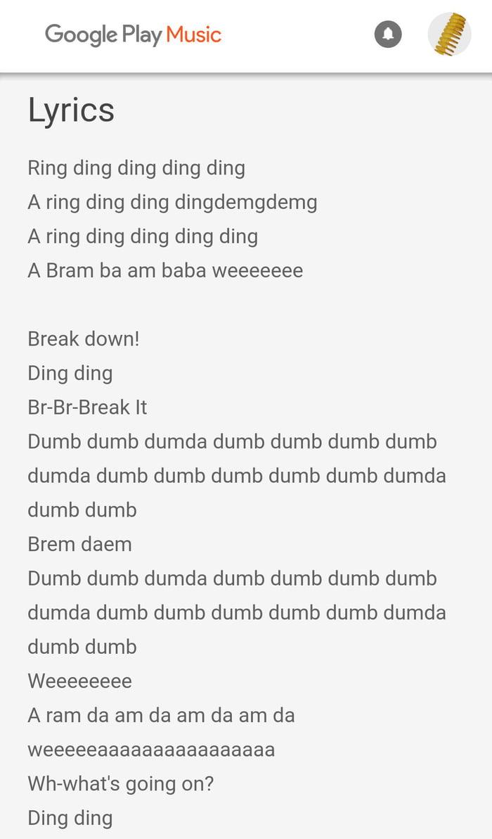 Crazy Frog - Get Ready For This Lyrics | Musixmatch