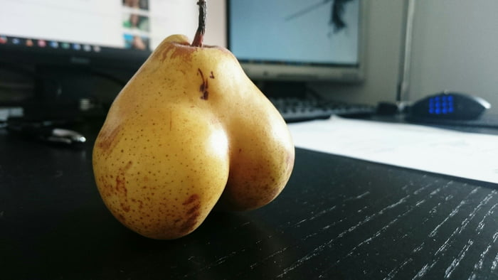 Sexy pear ass