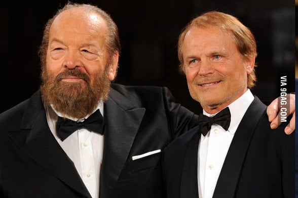 Who Remember These Guys Bud Spencer Terence Hill I Really