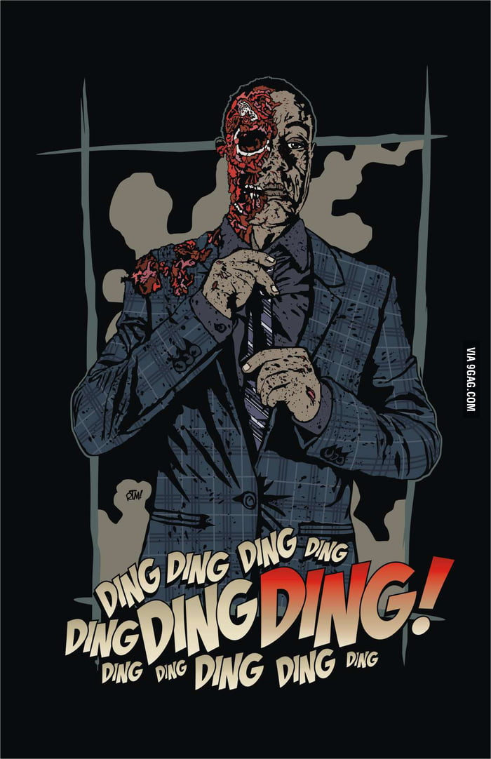 Tbt Gus Fring S Death 9gag