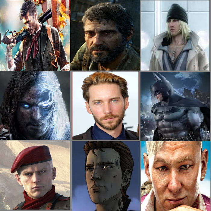 Lets Just Take A Moment To Appreciate Troy Baker A Voice Actor