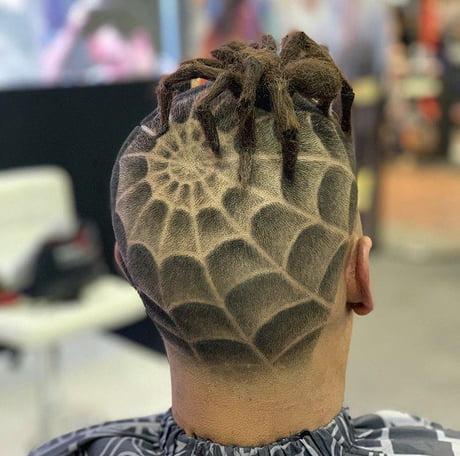 Brilliant Spider Web Haircut 9Gag Natural Hairstyles Runnerswayorg