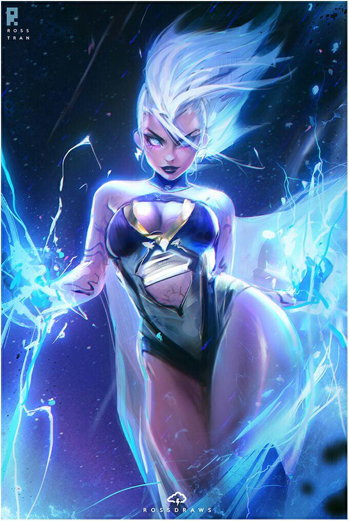 Marvel Wallpaper Storm 9gag