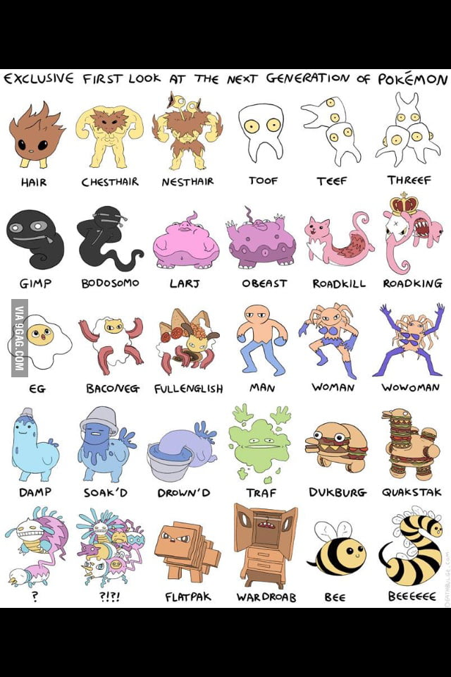 89 best images about pokemon? on Pinterest | Jokes, It works and ...