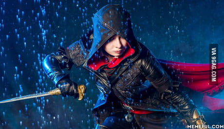 Evie Frye Assassin S Creed Cosplay 9gag