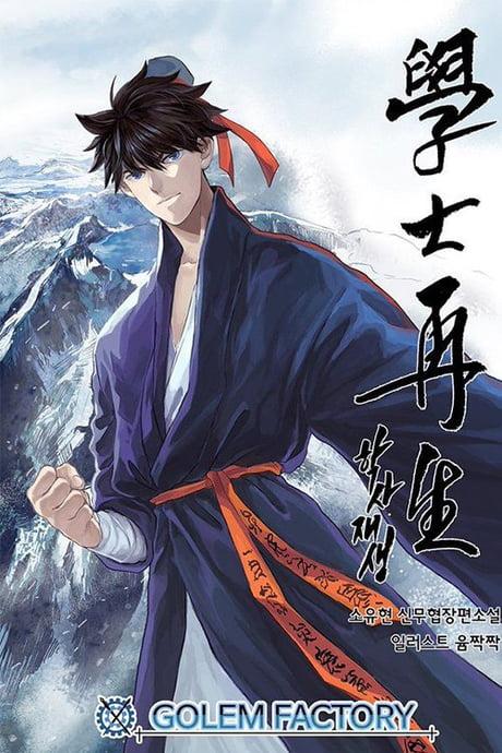 I got hooked into the scholars reincarnation Korean manga