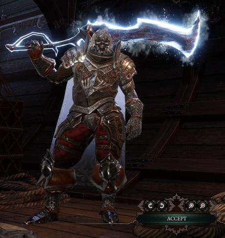 Divinity 2 Fane Wizard Build