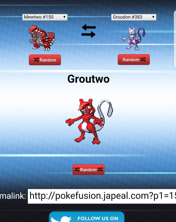pokemon fusion gen 2 3 is out 9gag
