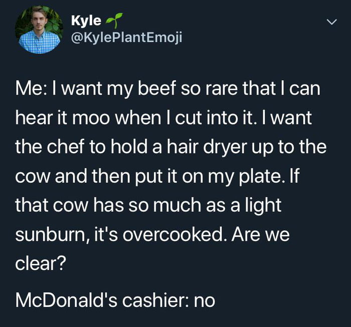 Kyle could be the equivalent to Karen  - 9GAG