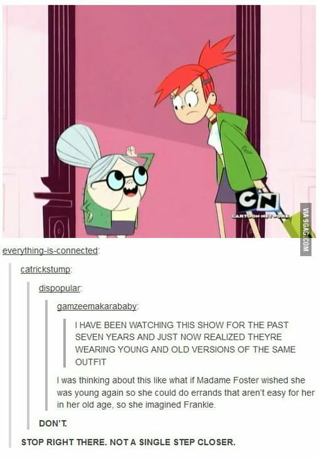 Best cartoon theory ever!