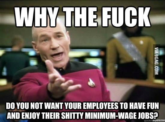 Funny Memes About Fast Food : Joke fun memes u mad bro