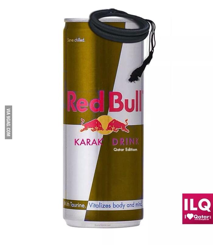 If Red Bull was Arabic - 9GAG