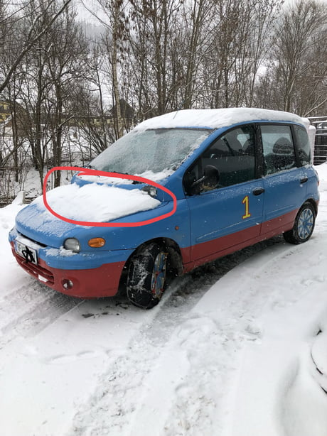 Best 30 Fiat Multipla Fun On 9gag