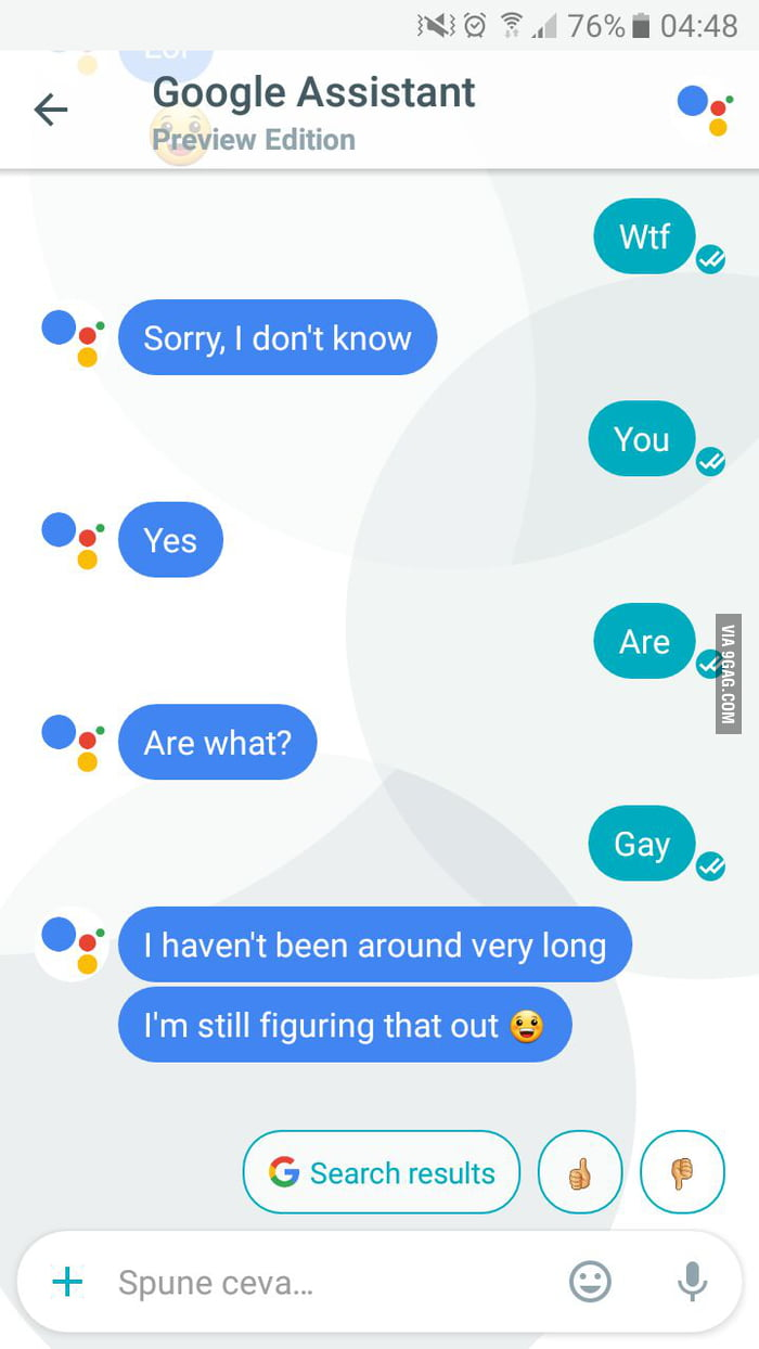 Image of: Allo It Seems To Be Very Funny Google Assistant 9gag It Seems To Be Very Funny Google Assistant 9gag
