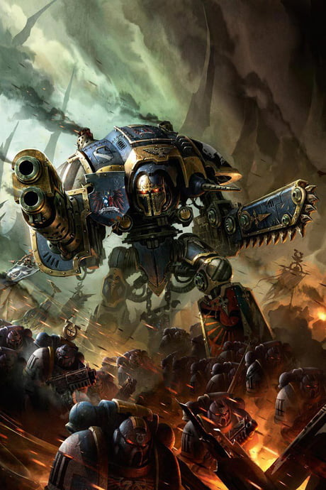 Time For Another Warhammer 40k Phone Wallpaper Today Is The