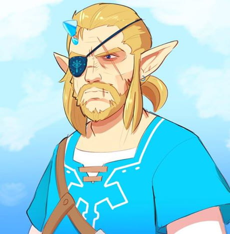 When you go from MGSV to BOTW